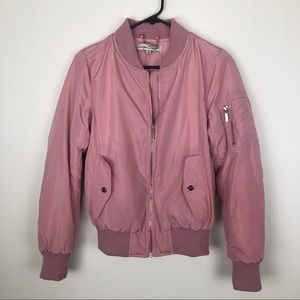 Mauve Pink Jacket | Juniors